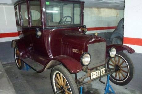 Pupilaje coches retro